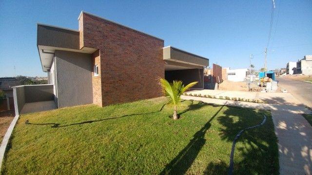 Casa com 03 Quartos Condomínio Fechado em Caldas Novas GO - Foto 12