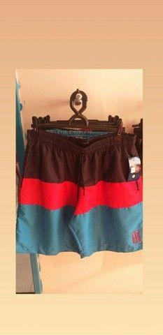 Shorts mauricinho impermeável