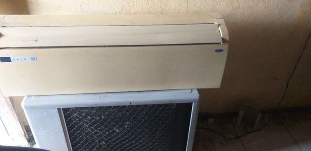 Ar condicionado semi novo  - Foto 4
