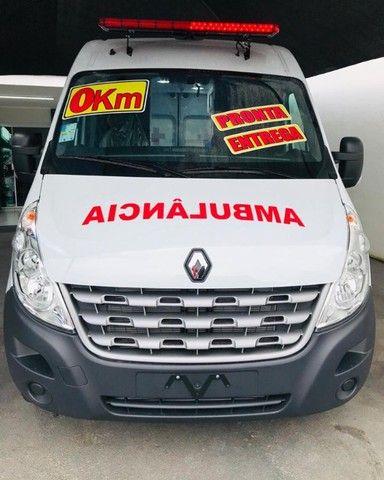 Renault Master Ambulância L2H2 UTI - Foto 2