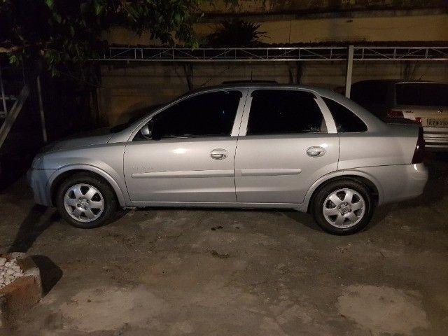 Corsa Sedan Premium (Corsão) 1.4 com GNV  - Foto 5