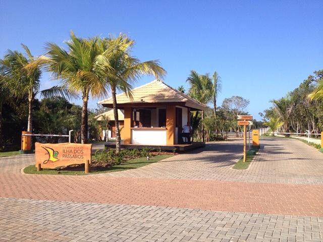 Lote 800m² Cond. Ilha dos Pássaros Praia do Forte / Litoral Norte / Estrada do Coco