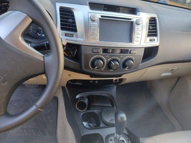 Toyota Hylux SW4 SR 5 Lugares Flex Automática  - Foto 12