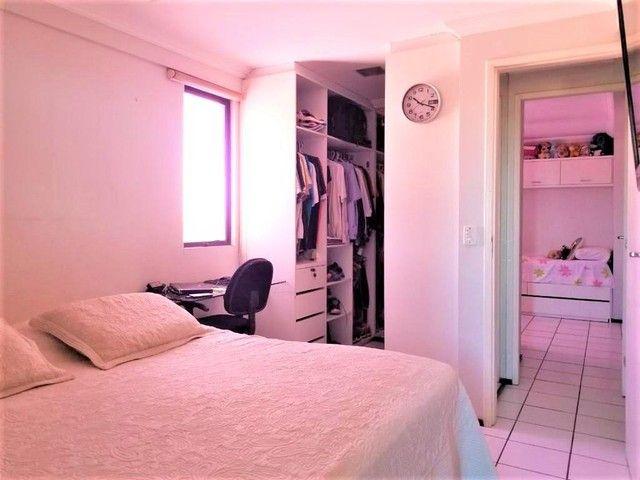 Apartamento com 3 dormitórios à venda, 90 m² por R$ 490.000,00 - Vila União - Fortaleza/CE - Foto 9