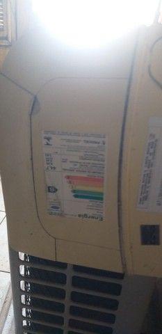 Vendo ar condicionado semi  - Foto 2
