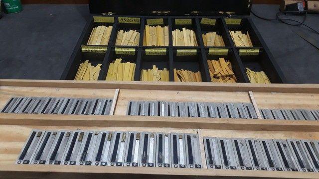 Captação, afinação e manutenção em acordeon - Foto 3