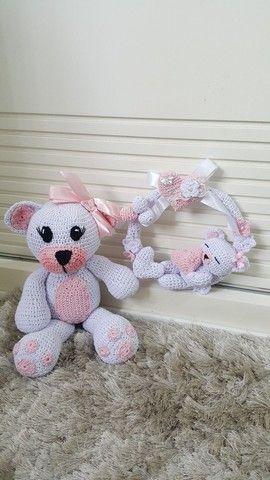 Bichinhos feito com crochê  - Foto 3