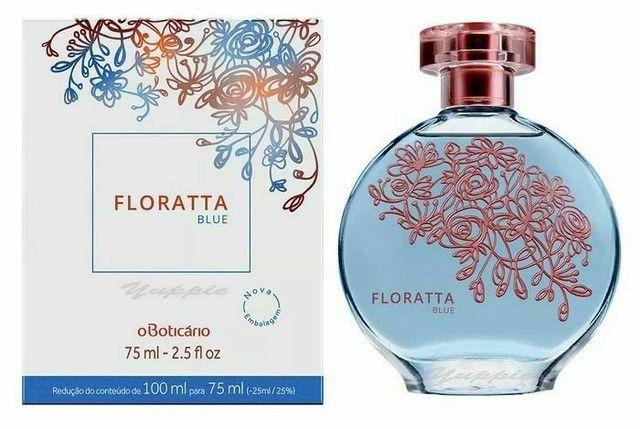 Promoção florata blue