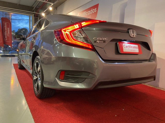 Honda CIVIC Civic Sedan EX 2.0 Flex 16V Aut.4p - Foto 11