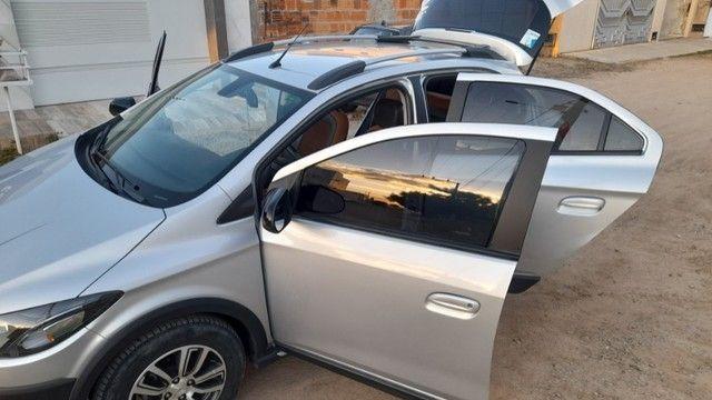 Vendo ou passo consórcio. Chevrolet Onix 1.4 Activ Automático  modelo 2018 Topo de Linha  - Foto 16