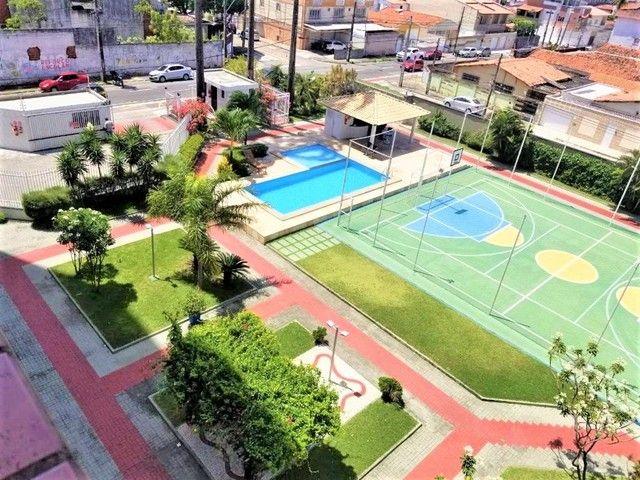 Apartamento com 3 dormitórios à venda, 90 m² por R$ 490.000,00 - Vila União - Fortaleza/CE - Foto 6