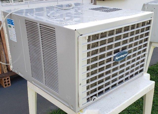 Ar Condicionado janela ou parede 18000 BTU F 220V Springer Silentia - Foto 5