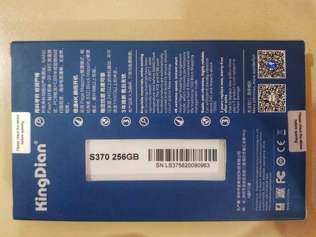Ssd KingDian 120gb / 128gb / 240gb / 256gb Sata III - Notebook e PC Gamer - Foto 3