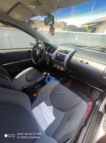 Honda Fit 1.4 2007 no GNV - Foto 5