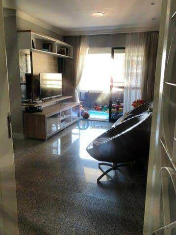 Apartamento com 3 dormitórios à venda, 74 m² por R$ 420.000 - Cocó - Fortaleza/CE - Foto 2
