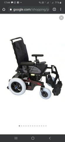 Cadeira elétrica motorizada - Foto 3