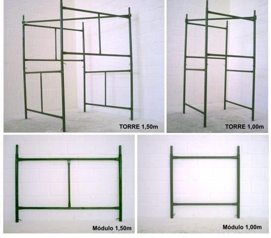 Locação de andaimes para construção civil   - Foto 3
