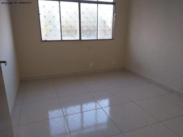 Apartamento para Locação em Várzea Grande, Nova Várzea Grande, 3 dormitórios, 1 banheiro - Foto 3