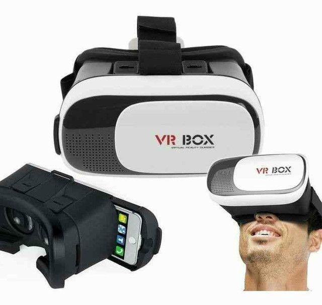 Óculos de realidade virtual - Foto 6