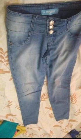Vendo calças usadas  - Foto 6