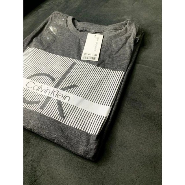 Camisetas masculinas  - Foto 2