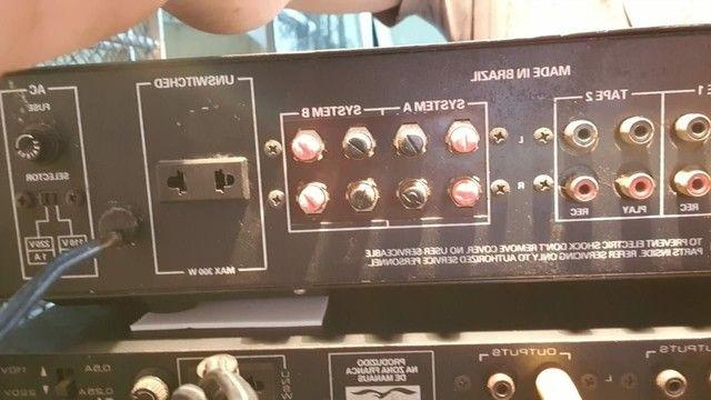 Amplificador cygnus ac500  - Foto 2