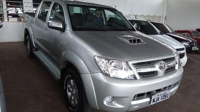 Toyota Hilux 3.0 4x4 2008