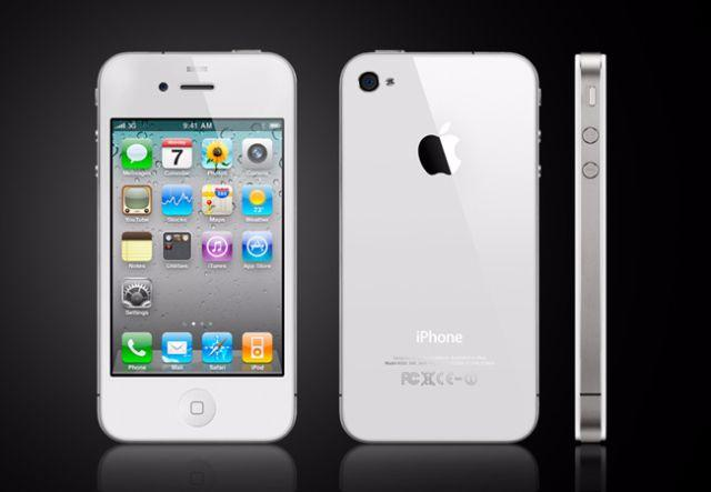 IPhone 4s Apple com 8GB Branco, Tela Retina com Touch, iOS 5, Câmera Frontal