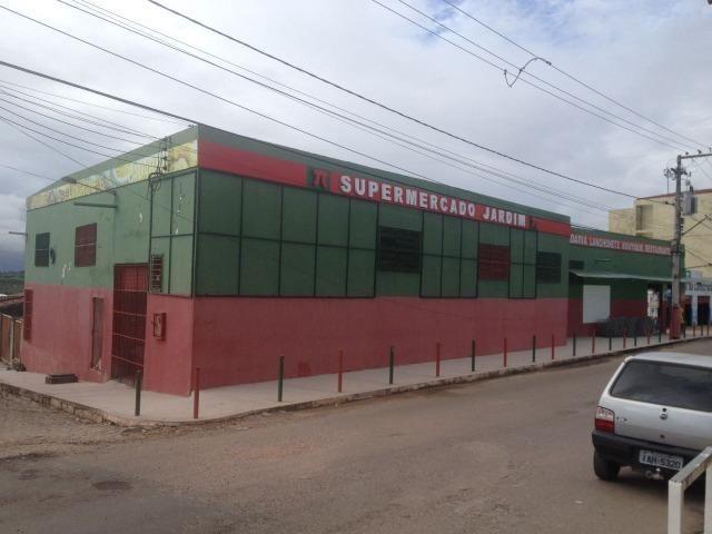 Supermercado Jardim em N. Sra. do Socorro, Todo Pronto e Funcionando