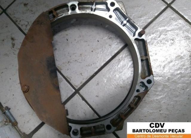 Flange Motor Kombi Fox 1.4 E Embreagem Completa Com Volante - Foto 3