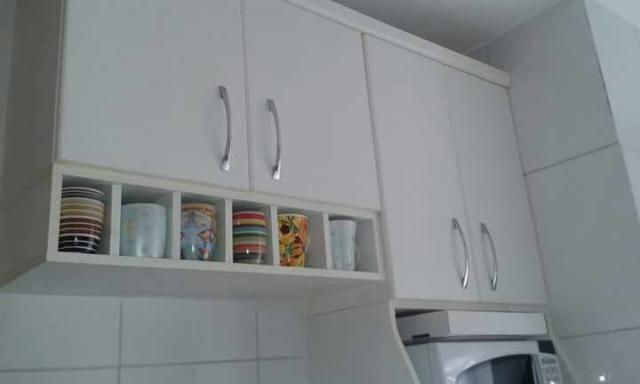 LR - Apartamento 2 quartos - Taquara I - Serra-ES - Foto 3