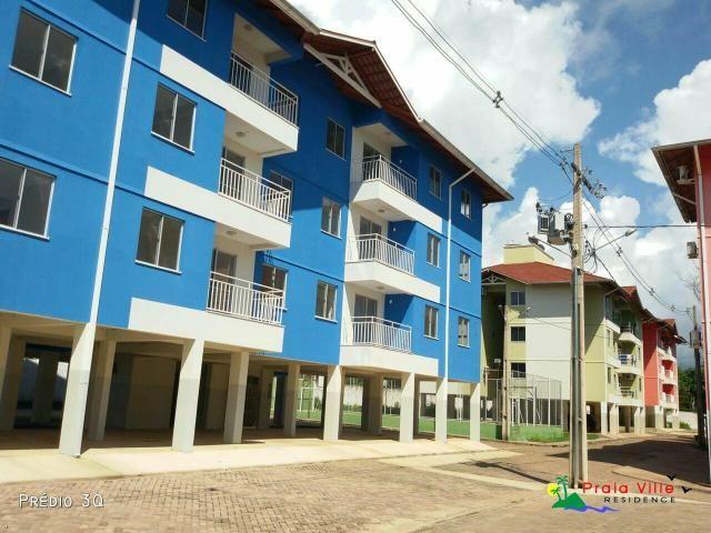 Apartamento 2 quartos, 2 vagas, área de lazer completa