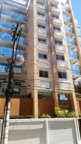 Ed. Águas de Camburi - Amplo 03 quartos com suíte em Jardim Camburi