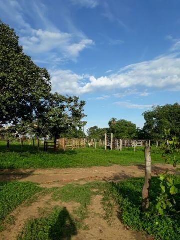 Fazenda em Pedro Afonso-Tocantins