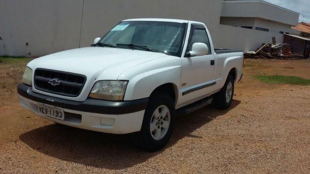 Gm - Chevrolet S10 2.4 2002
