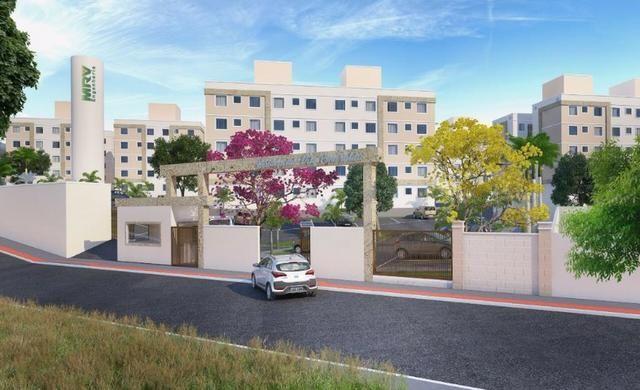 Apartamentos de 2 quartos na Região de Itacibá - Parque Vila Esmeralda
