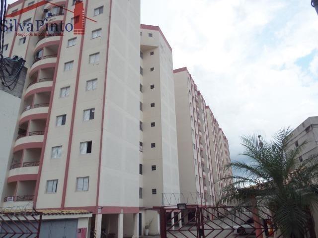 Código 789 - Excelente Apartamento de dois Dormitórios, ao lado do Super Mercado Nagumo no - Foto 2