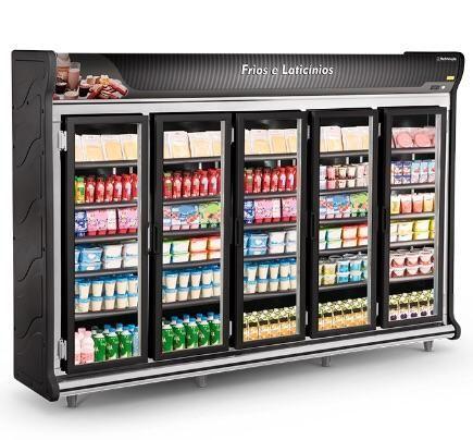 Refrigeradores para comércio 47-