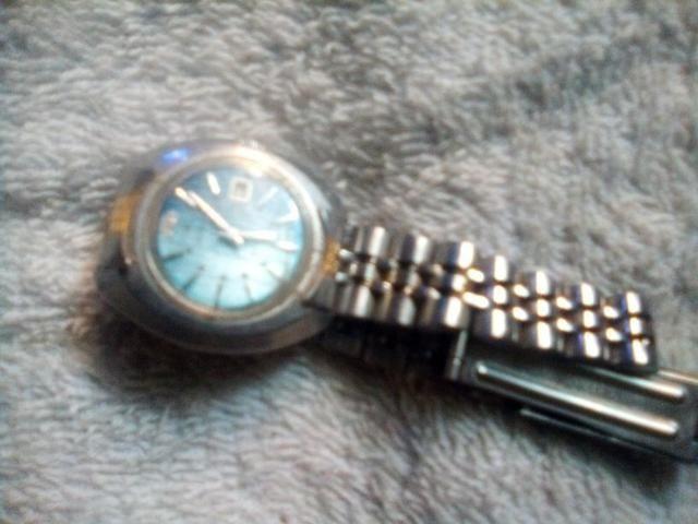 4fe20e17c1b Relógio da orient antigo - Antiguidades - Centro