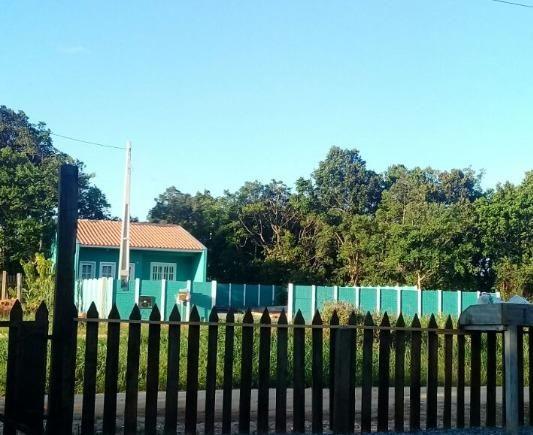 Casa com terreno 17x22 382m² a 800 metros da Ponte Pênsil em Barra Velha Santa Catarina