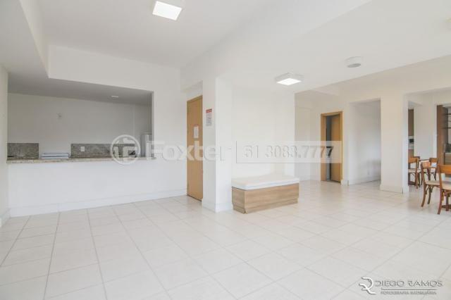 Apartamento à venda com 3 dormitórios em Jardim carvalho, Porto alegre cod:187919 - Foto 12