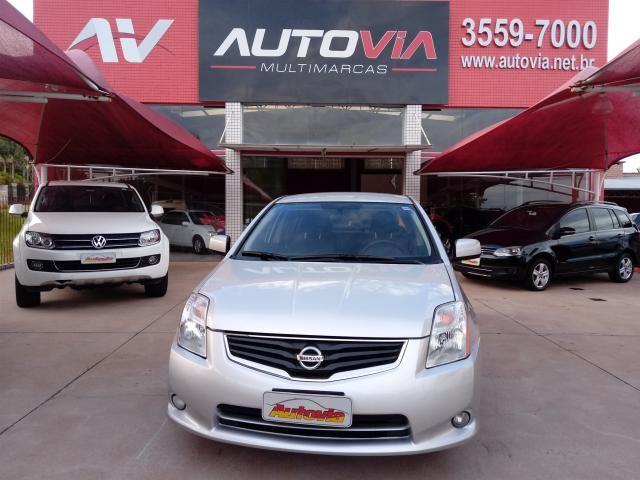 NISSAN SENTRA 2009/2010 2.0 SL 16V FLEX 4P AUTOMÁTICO