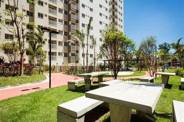 Rio Parque com 3 quartos e lazer completo - Foto 10