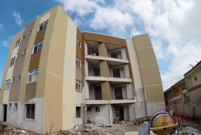 Apartamento 02 quartos no Pedro Moro, São José dos Pinhais - Foto 2