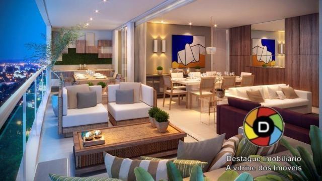 Sports garden residencial. apartamento de 136m². ligue agora! - Foto 6