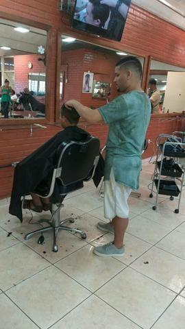 Barbeiro disponível