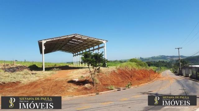 Galpão com terreno de 4000 m² em atibaia - loteamento chácaras de atibaia