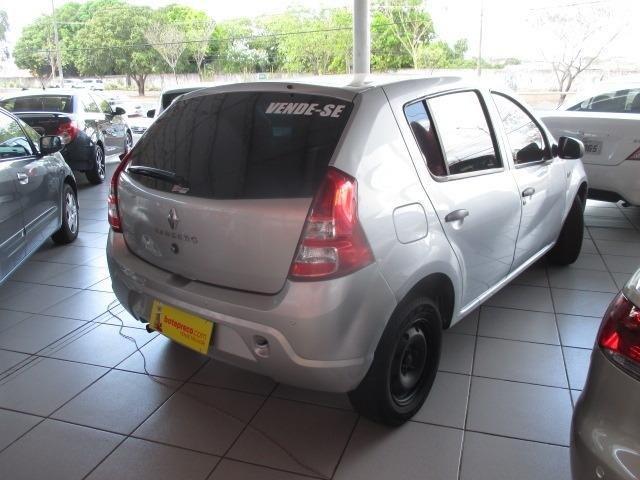 Sandero 1.0 Authentique 16V HI-FLEX 4P Manual 2013/2013 - Foto 7