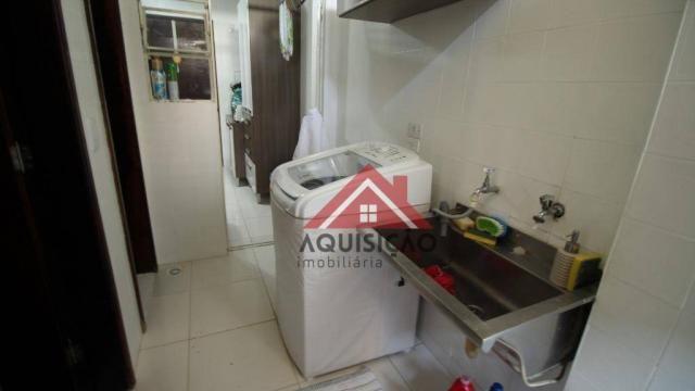Apartamento com 3 dormitórios à venda, 87 m² por R$ 369.990,00 - Bigorrilho - Curitiba/PR - Foto 7