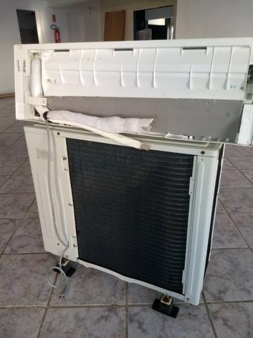 Ar condicionado 12 btus - quente e frio - Foto 3